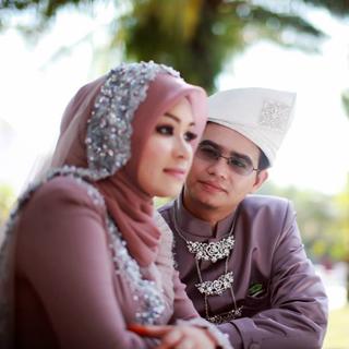 Azizul + Mashitah